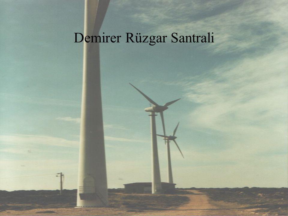 Demirer Rüzgar Santrali