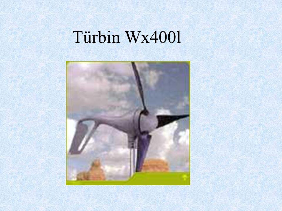 Türbin Wx400l