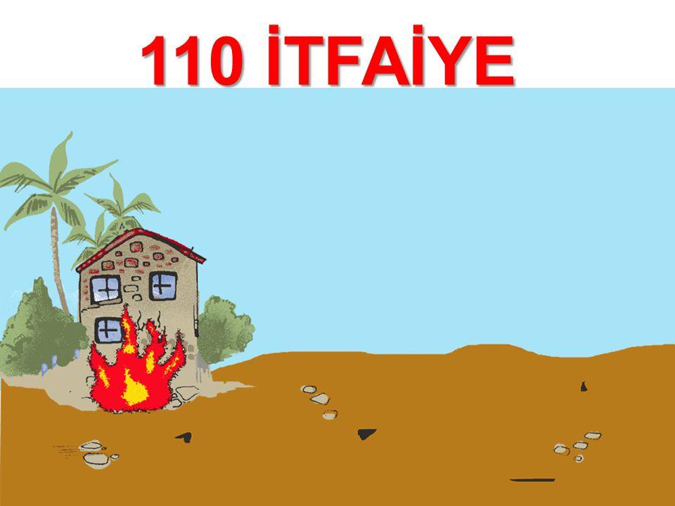 110 İTFAİYE