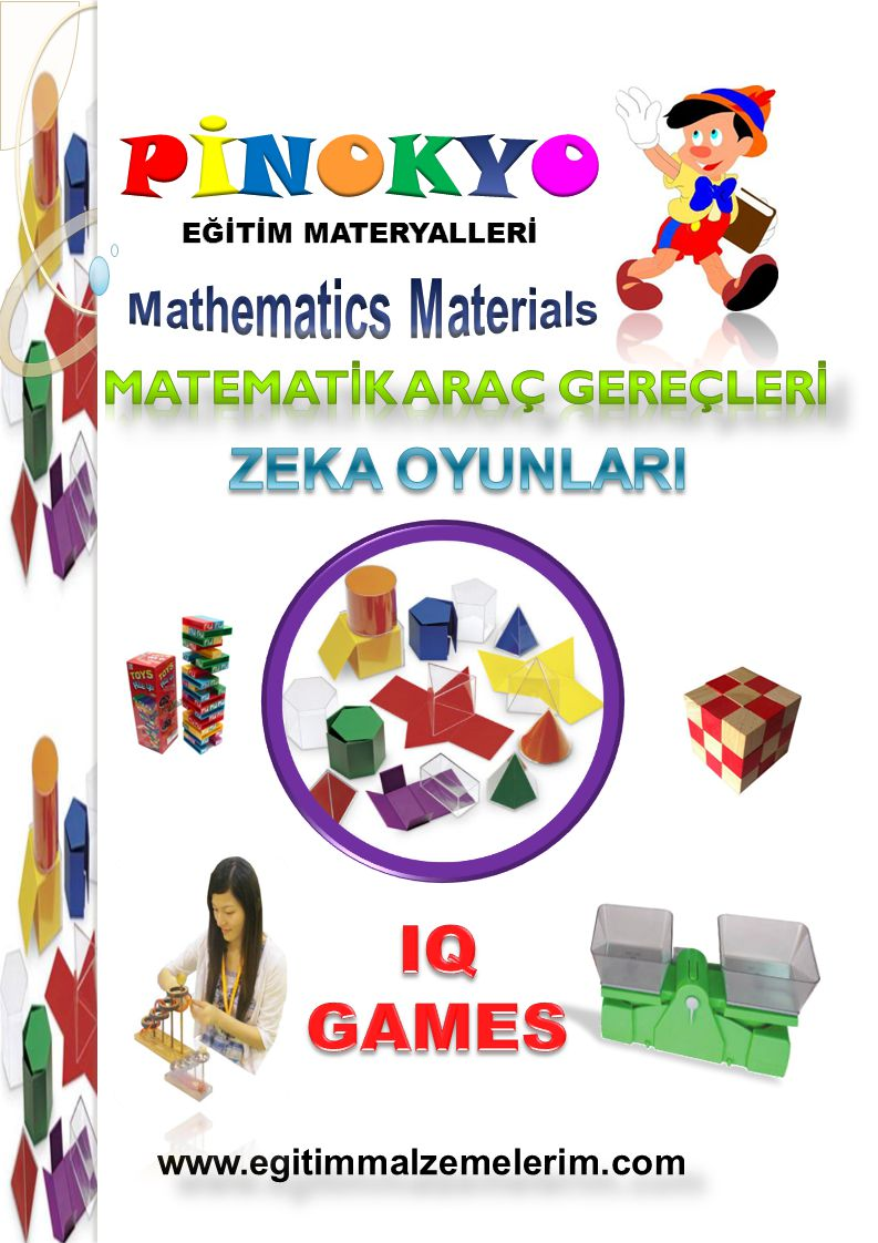 Mathematics Materials MATEMATİK ARAÇ GEREÇLERİ