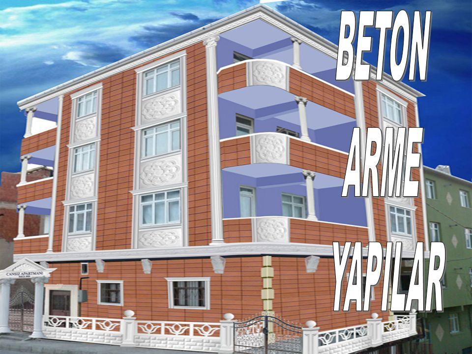BETON ARME YAPILAR