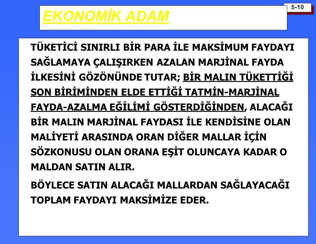 EKONOMİK ADAM
