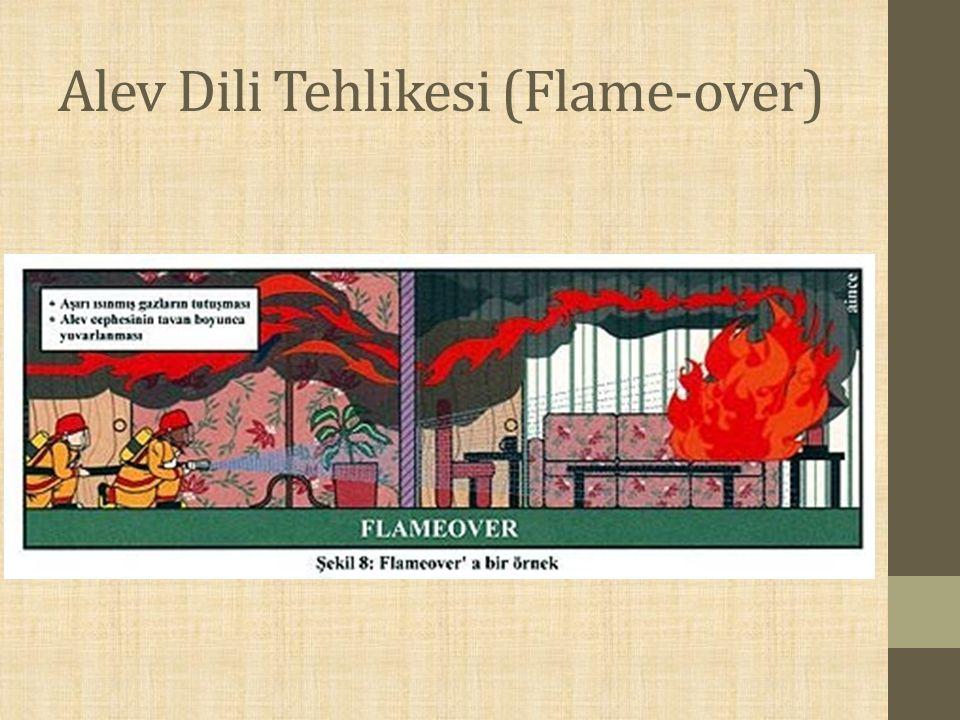 Alev Dili Tehlikesi (Flame-over)