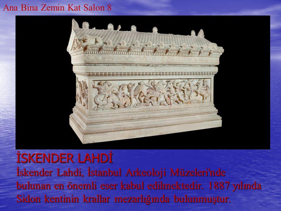 Ana Bina Zemin Kat Salon 8