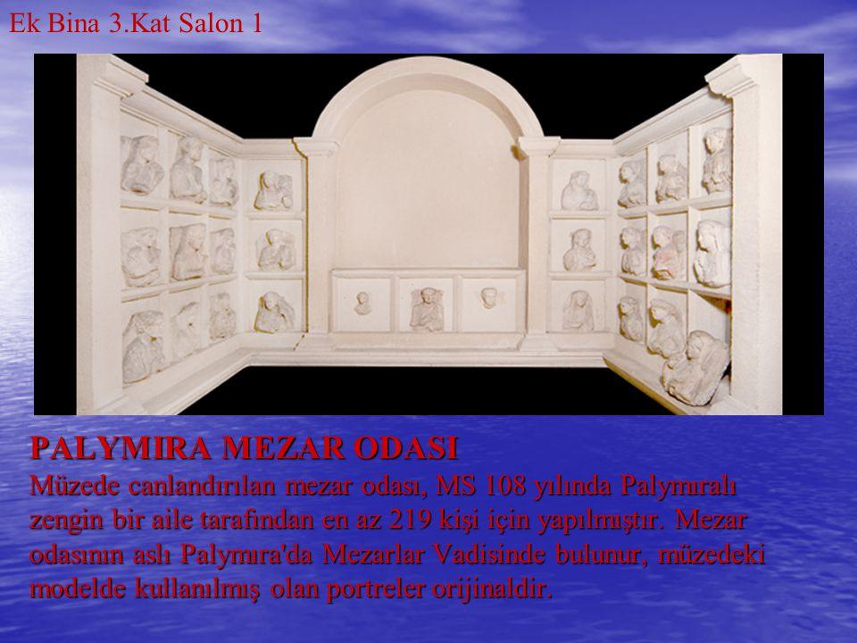 Ek Bina 3.Kat Salon 1