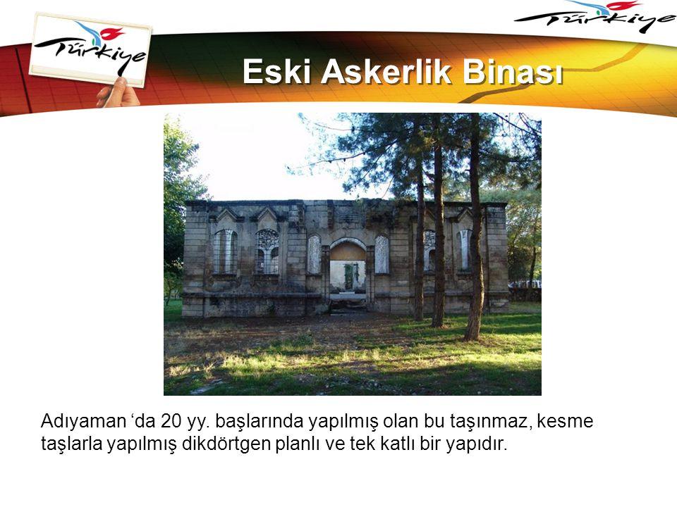 www.themegallery.com Eski Askerlik Binası.