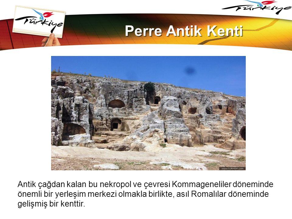 www.themegallery.com Perre Antik Kenti.