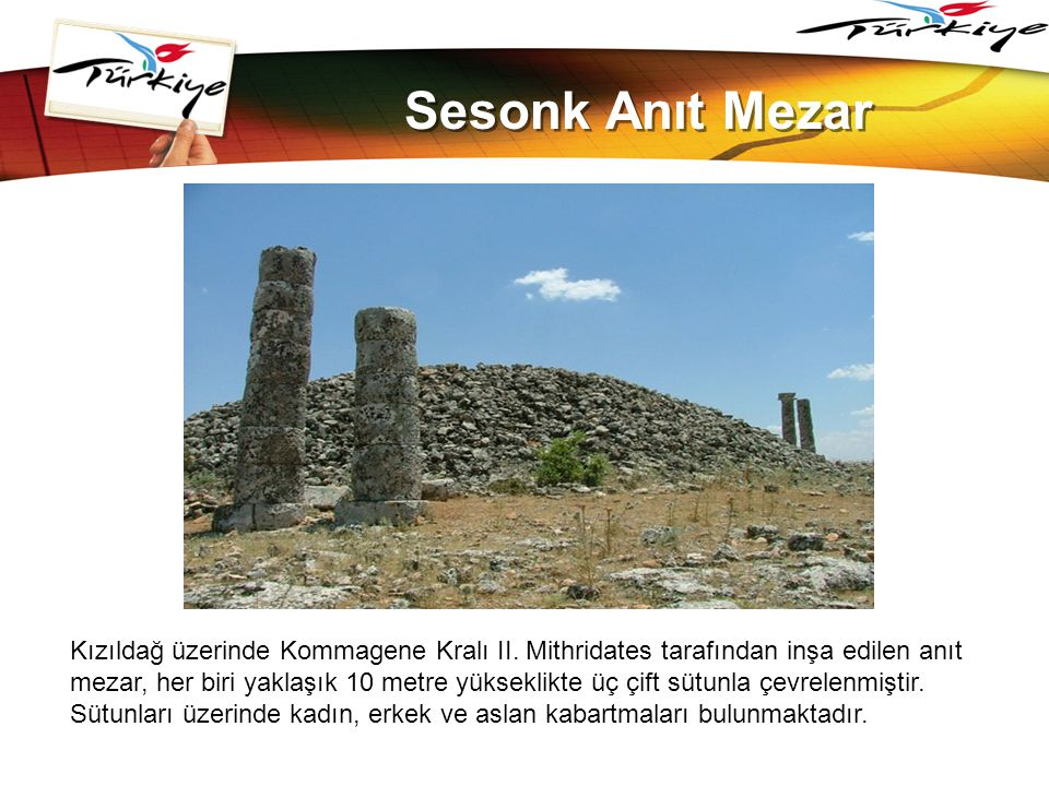 www.themegallery.com Sesonk Anıt Mezar.