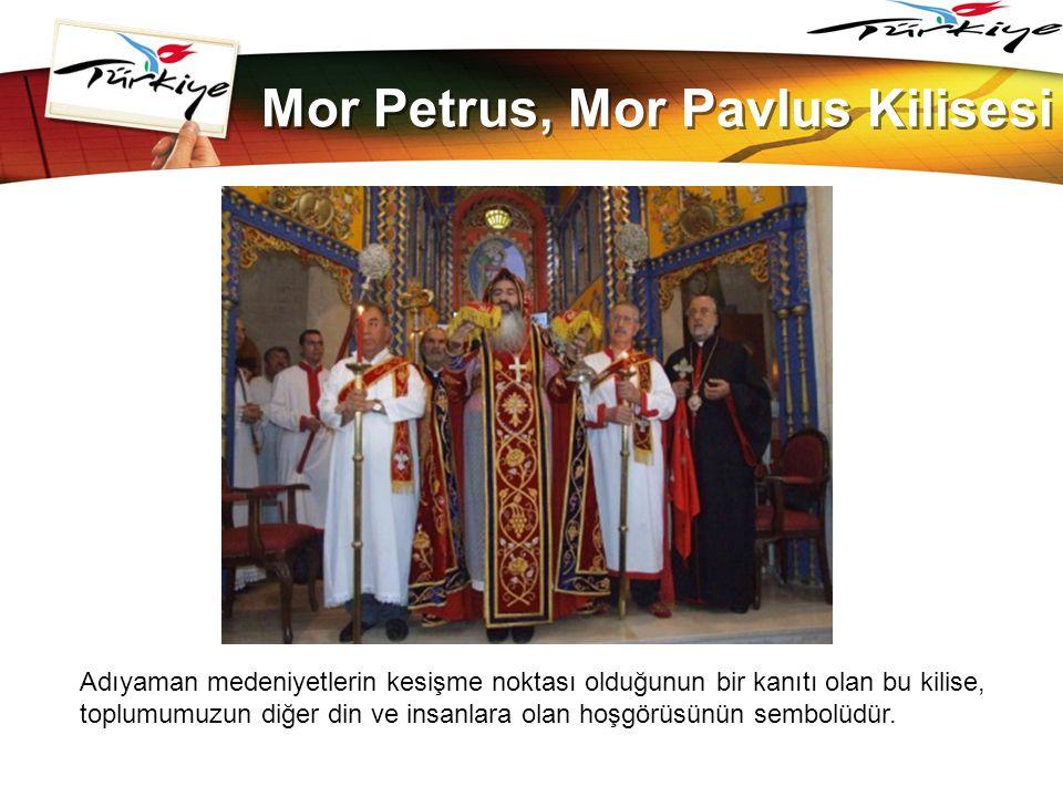 Mor Petrus, Mor Pavlus Kilisesi