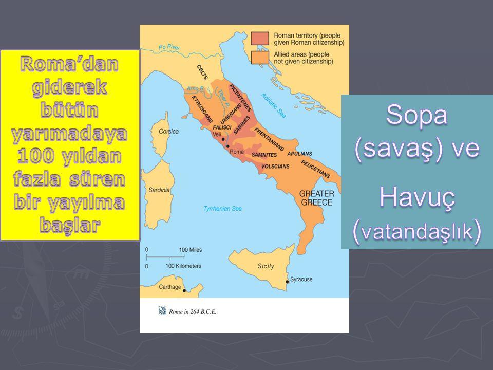Sopa (savaş) ve Havuç (vatandaşlık)