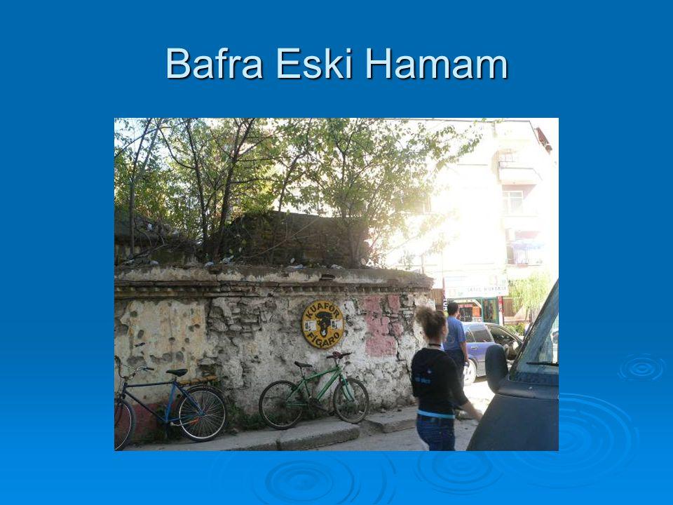 Bafra Eski Hamam