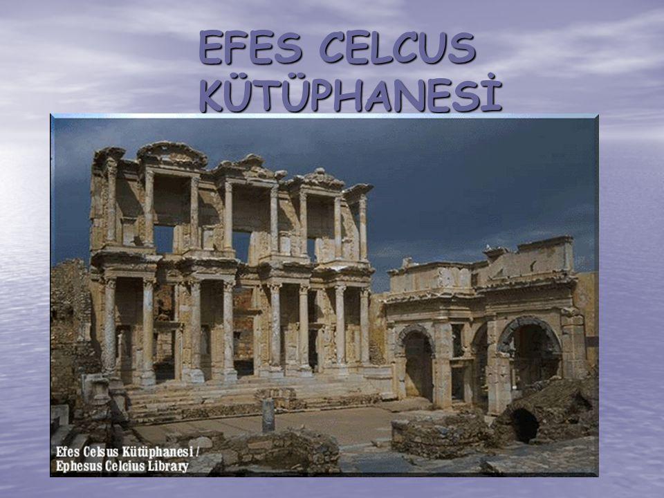 EFES CELCUS KÜTÜPHANESİ