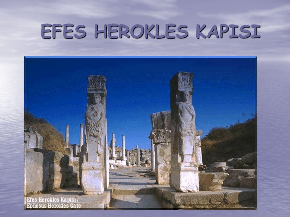 EFES HEROKLES KAPISI
