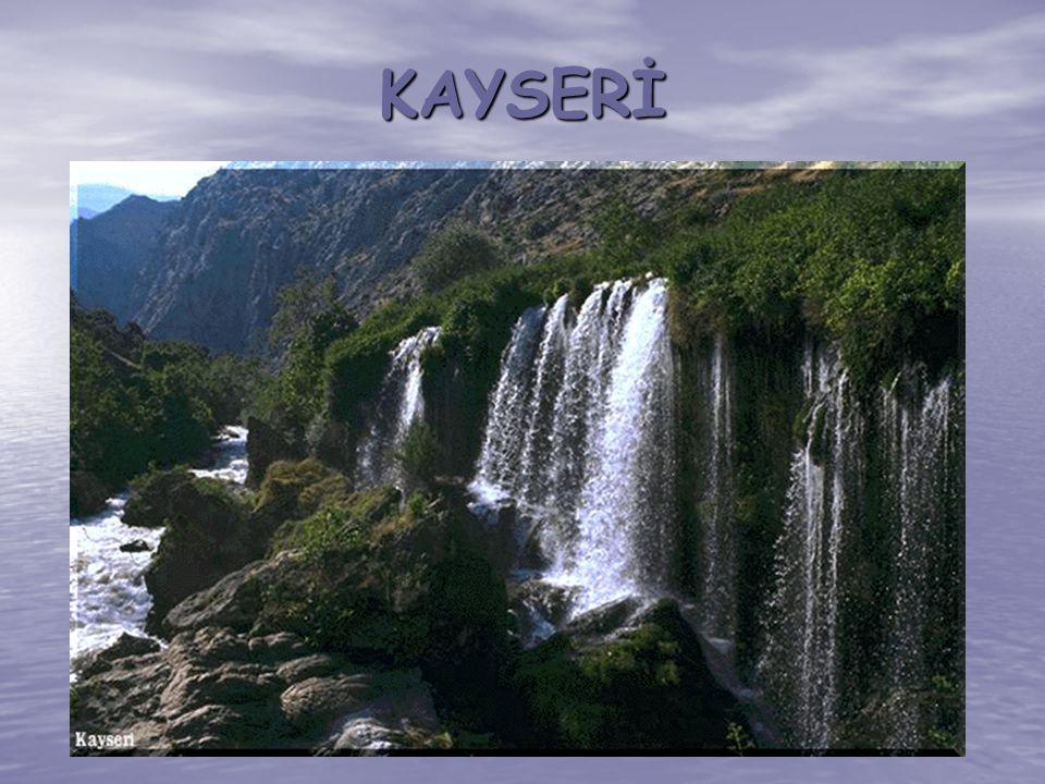 KAYSERİ