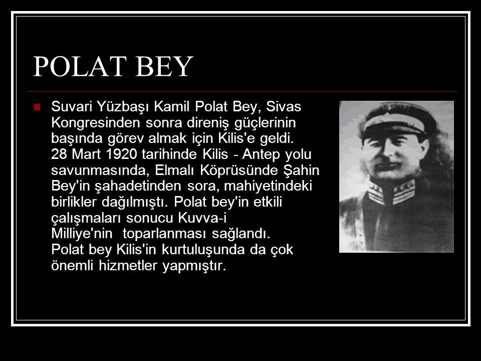 POLAT BEY