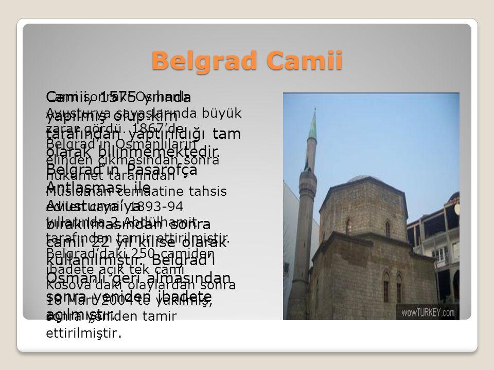 Belgrad Camii