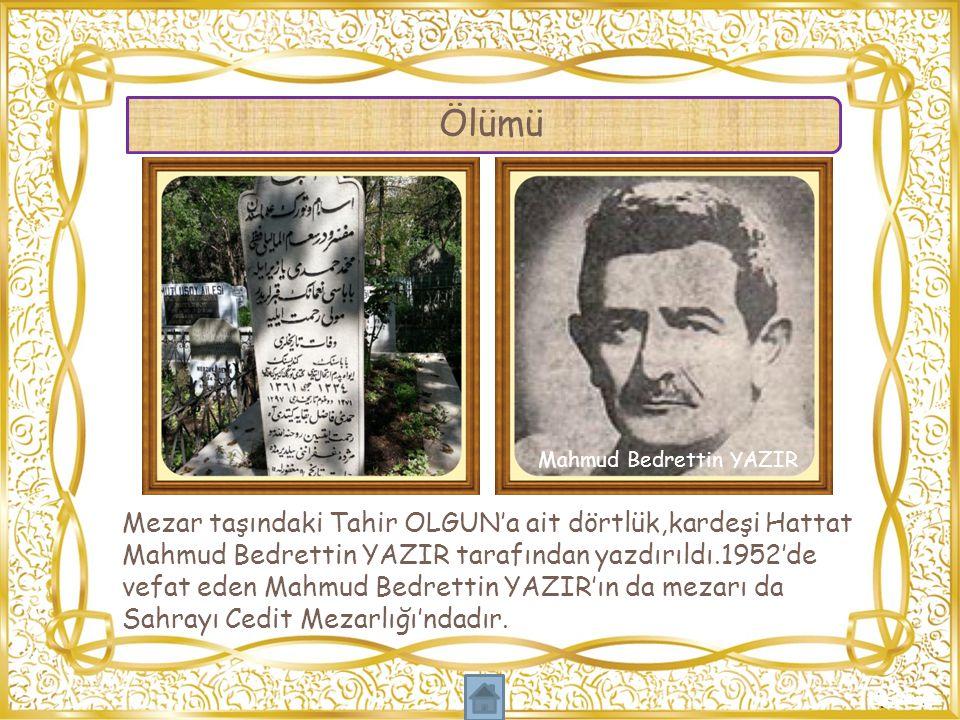 Mahmud Bedrettin YAZIR