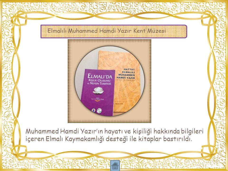 Elmalılı Muhammed Hamdi Yazır Kent Müzesi