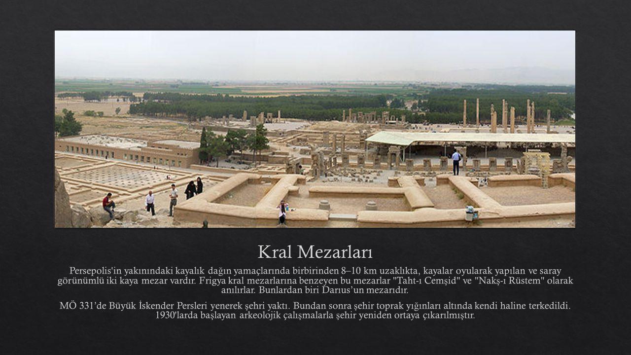 Kral Mezarları