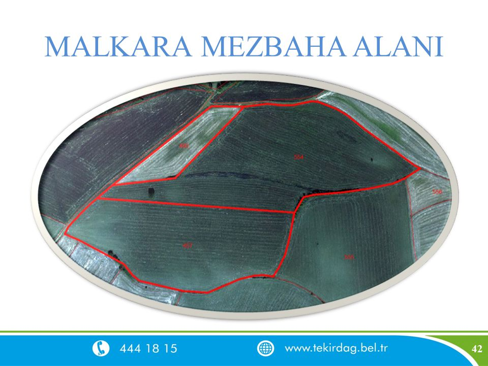 MALKARA MEZBAHA ALANI