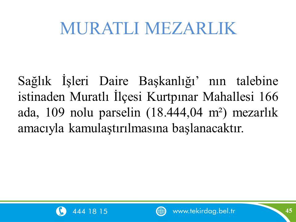 MURATLI MEZARLIK