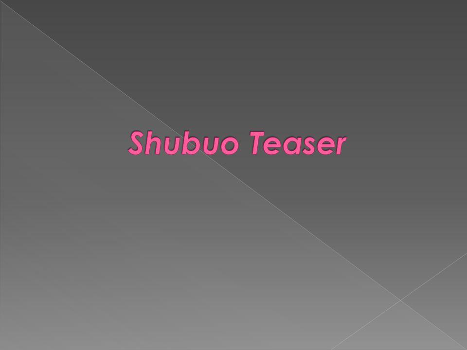 Shubuo Teaser