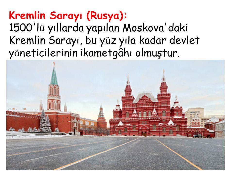 Kremlin Sarayı (Rusya):