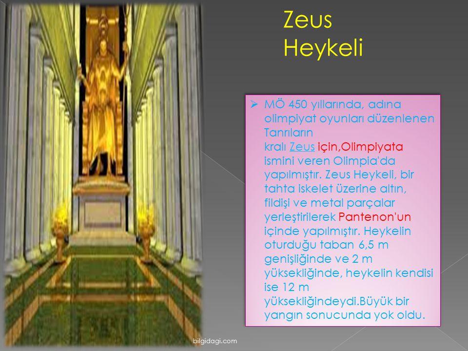 Zeus Heykeli