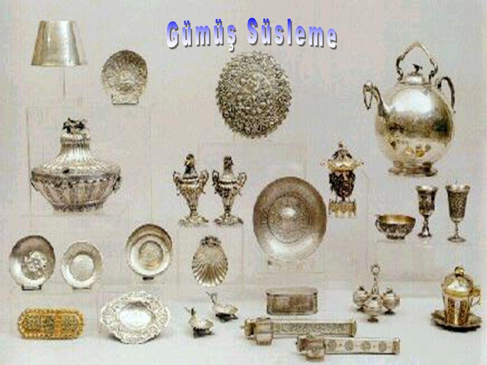 Gümüş Süsleme