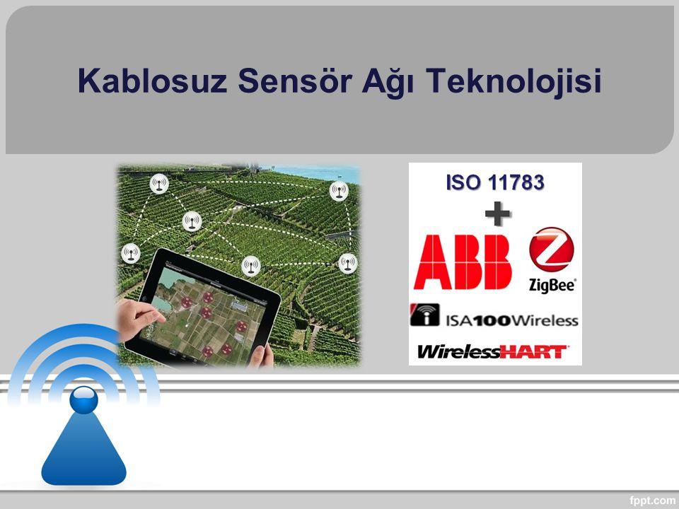 Kablosuz Sensör Ağı Teknolojisi