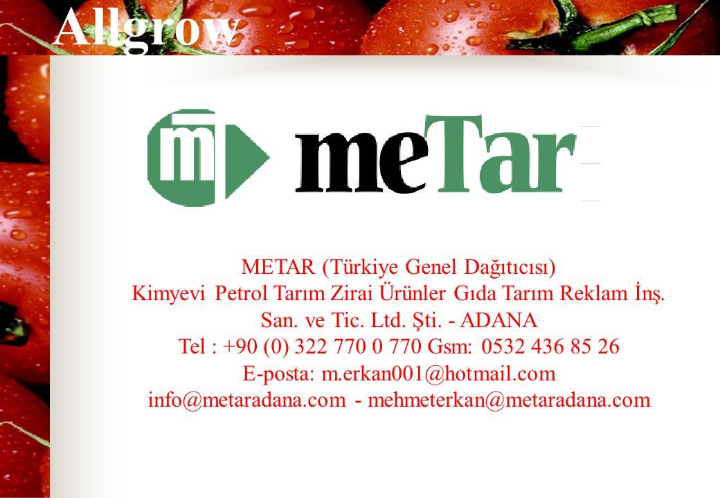 METAR (Türkiye Genel Dağıtıcısı)