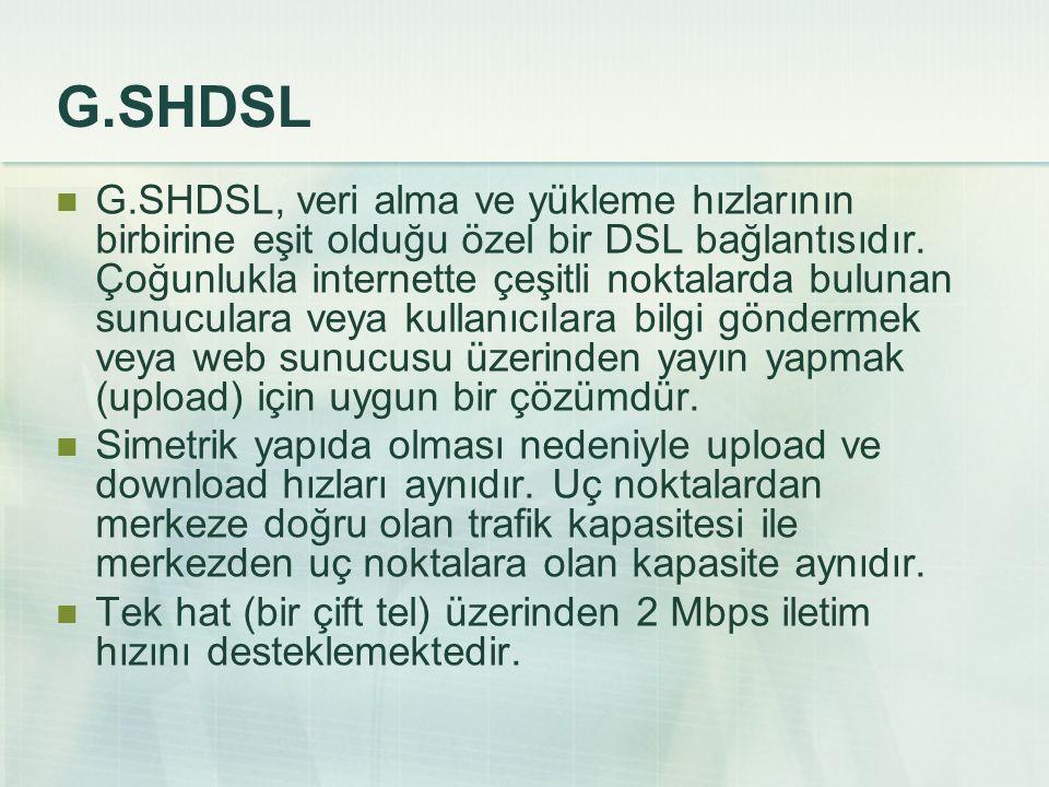 G.SHDSL