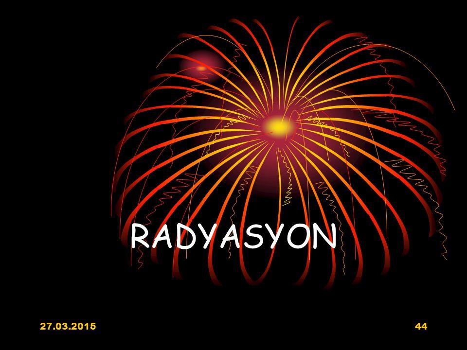 RADYASYON 08.04.2017