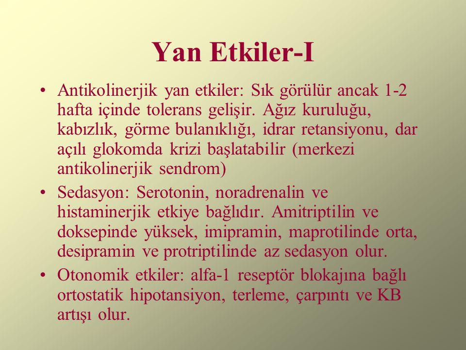 Yan Etkiler-I