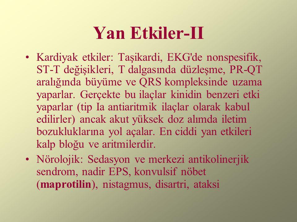 Yan Etkiler-II