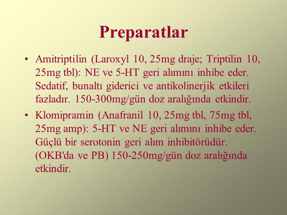 Preparatlar