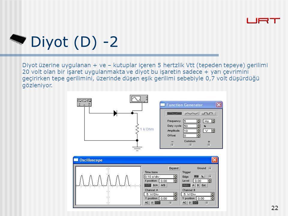 Diyot (D) -2