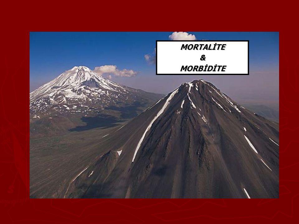 MORTALİTE & MORBİDİTE