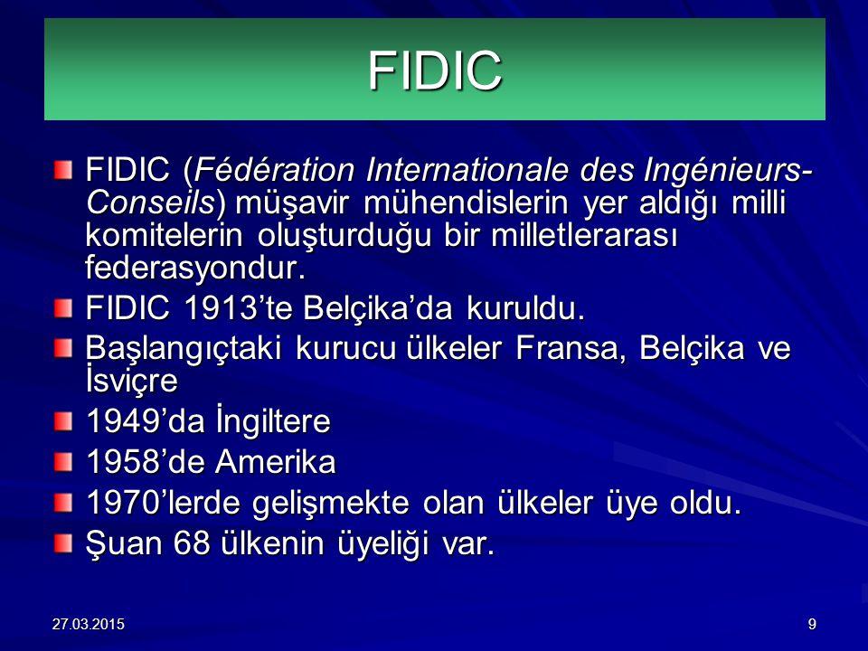 FIDIC