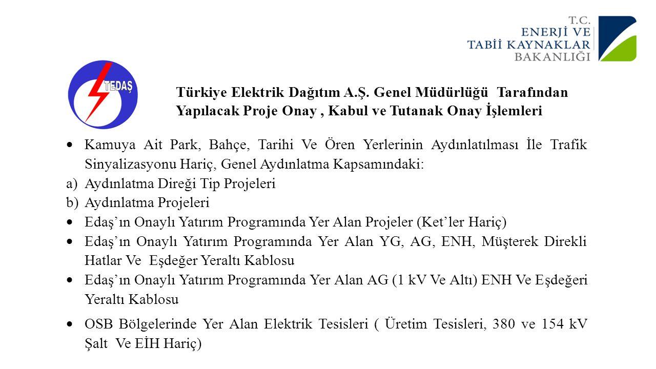 Türkiye Elektrik Dağıtım A. Ş