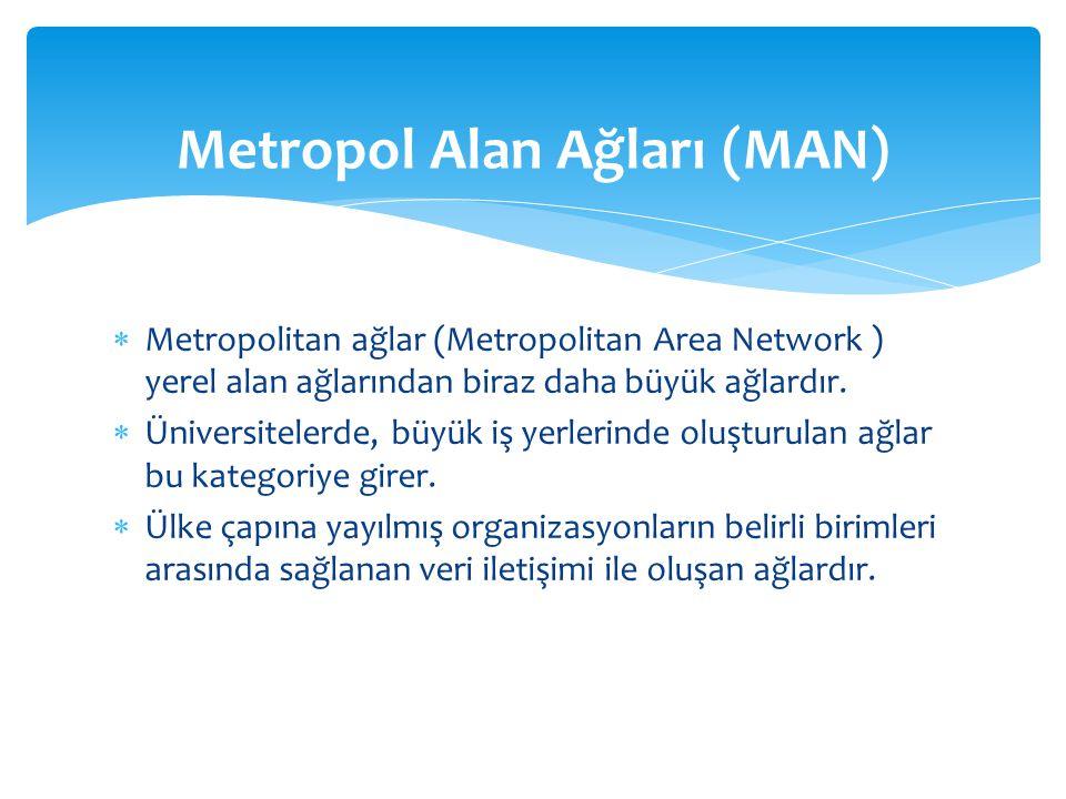 Metropol Alan Ağları (MAN)