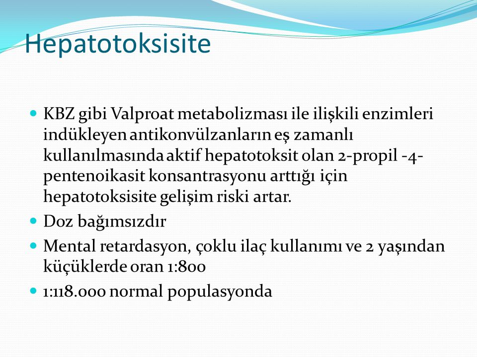 Hepatotoksisite