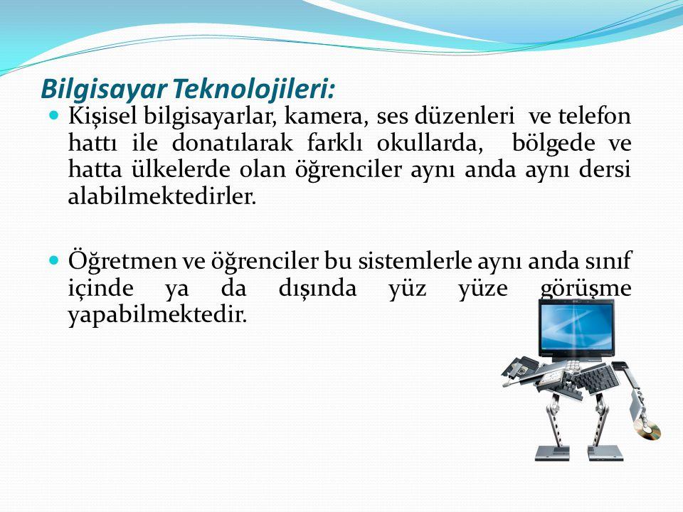 Bilgisayar Teknolojileri: