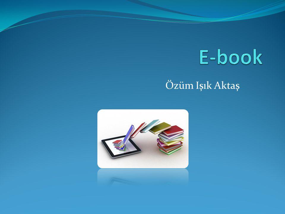 E-book Özüm Işık Aktaş