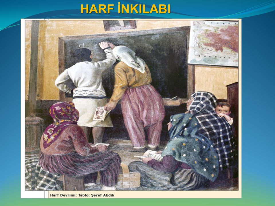 HARF İNKILABI