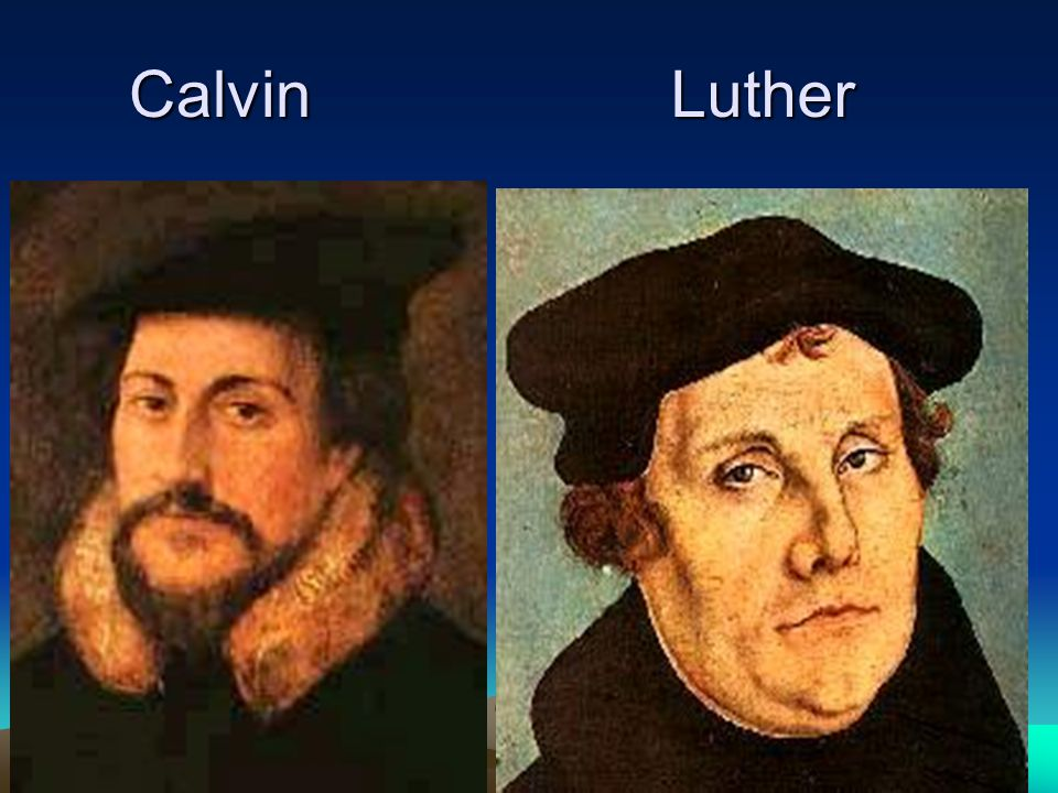 Calvin Luther