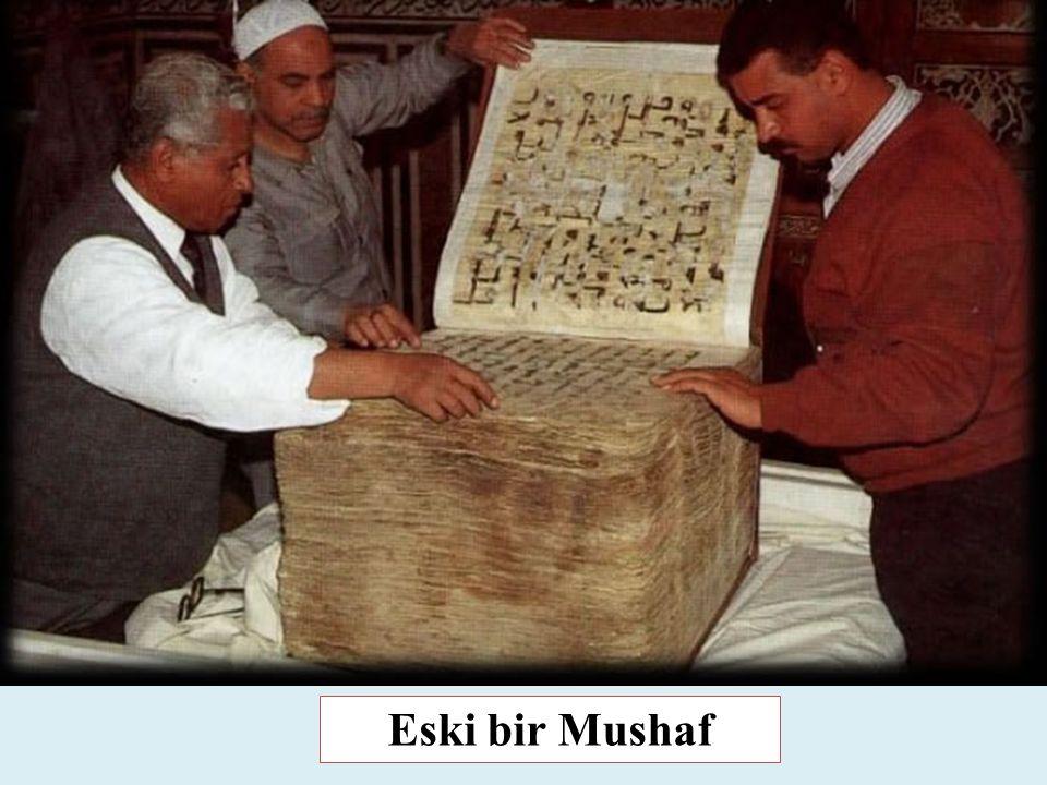 Eski bir Mushaf