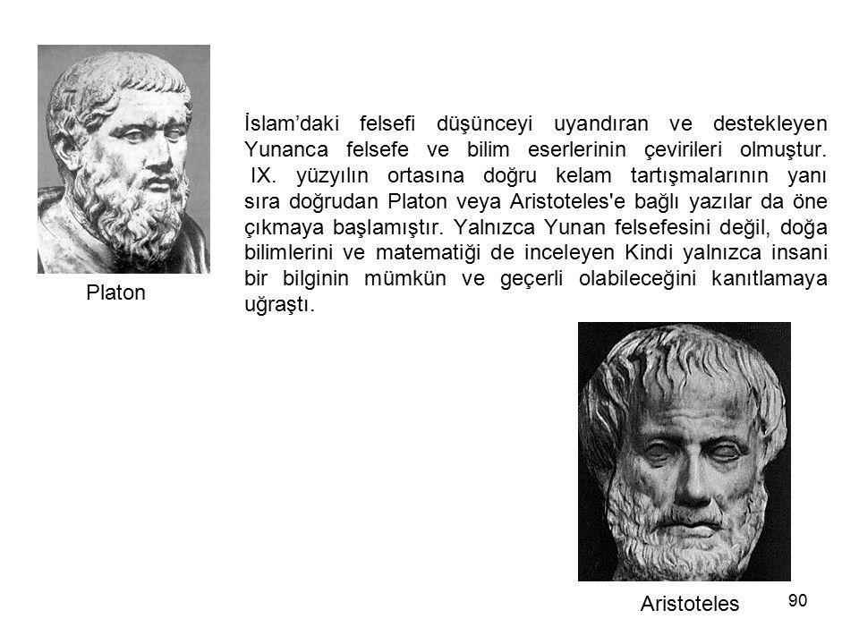 İslam'daki felsefi düşünceyi uyandıran ve destekleyen