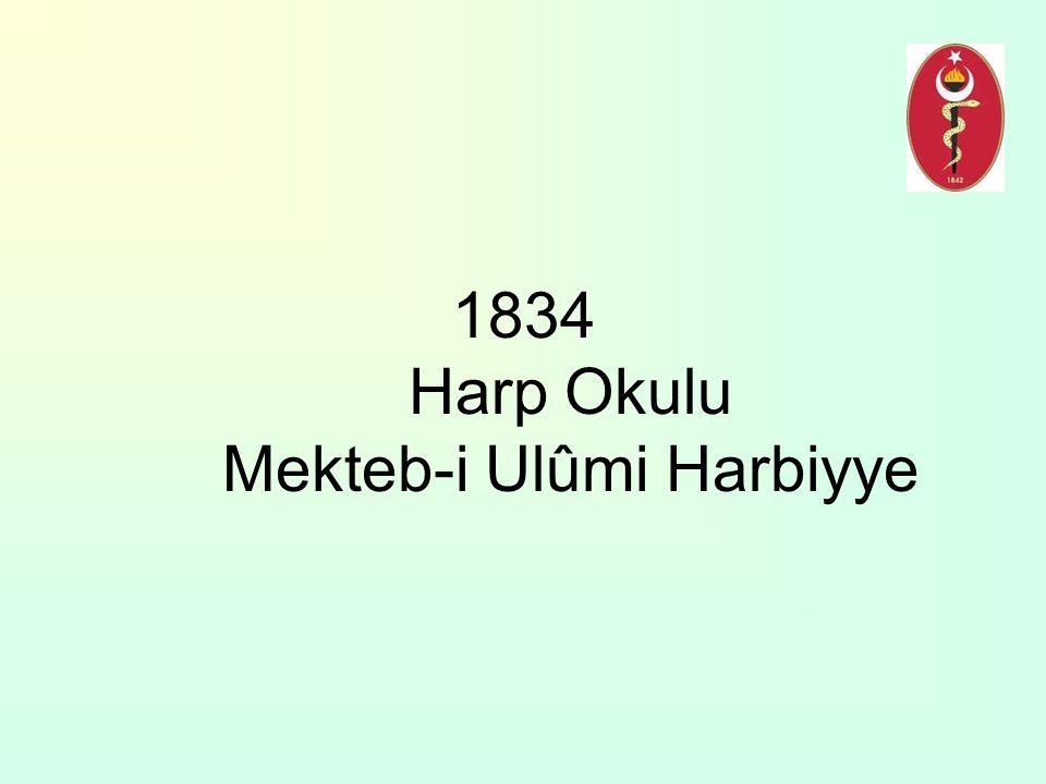 Harp Okulu Mekteb-i Ulûmi Harbiyye