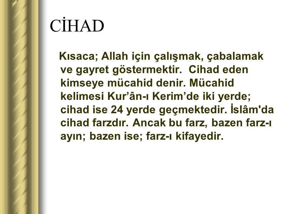 CİHAD